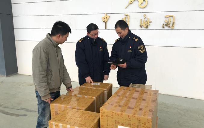 昨日(2月25日),记者从武汉海关获悉,自今年1月份中国(武汉)跨境电商