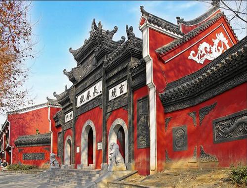 寺庙宝塔纪念邮戳图片