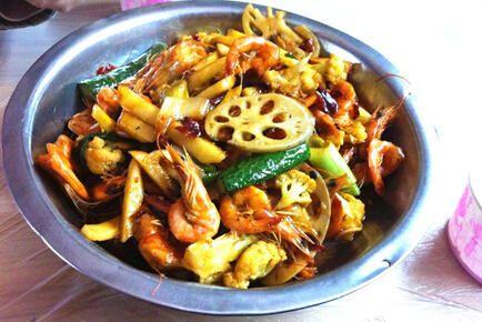 田师傅香辣虾蟹-武汉好吃的海鲜餐厅推荐 人均50元以内