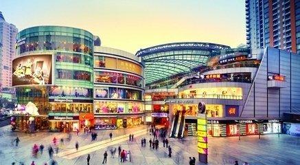 武汉再添6大时尚购物中心