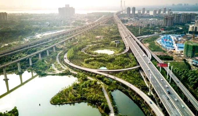 """湖北唯一!国家宣布武汉这个地方将获得""""中国人居环境奖""""!"""
