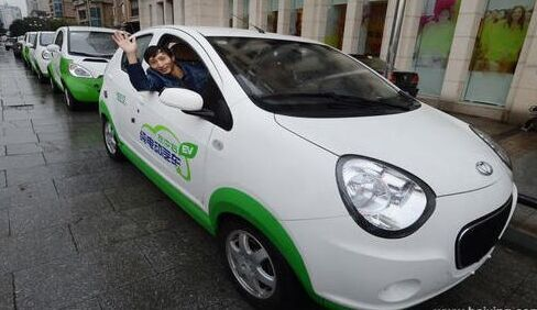 3万以下电动小汽车-买车不如租车开,过桥不用交ETC了图片
