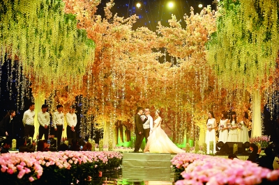 武汉最豪华的婚礼_奢侈的婚礼
