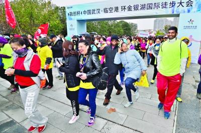 长江日报:临空港民间体育赛事贯穿全年