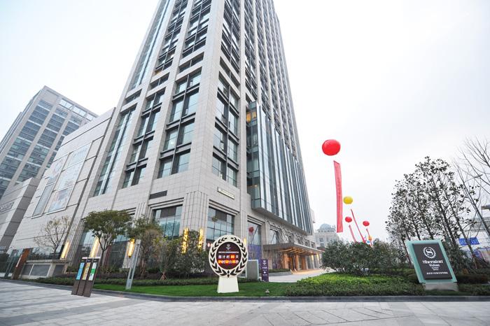 汉口泛海喜来登酒店开业 武汉地标打造高端商旅胜地