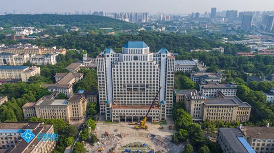 武汉大学工学部第一教学楼月底要拆了