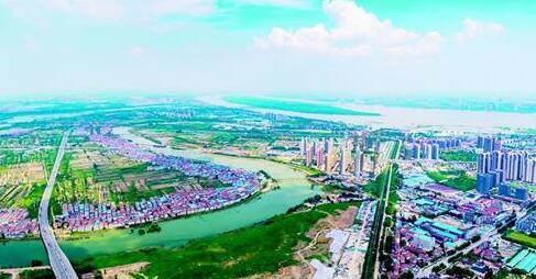长江新城明年6月完成规划 规划期限与新一轮城市总体规划保持一致
