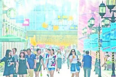 武汉高温天气预计持续到周末 下周或有雨水来降温