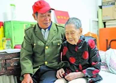 武汉103岁老人喜欢吃肉喝汤打小牌:管好自己是替儿孙减负
