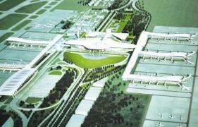 """光谷将建湖北首个机场城市货站 企业办空运不出""""谷"""""""