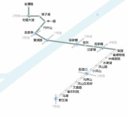 时间敲定!武汉地铁3条新线26日上午8时58分开通 部分路线票价降低