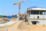 积极应对汛期 监利县重建全省最大二级排涝泵站!